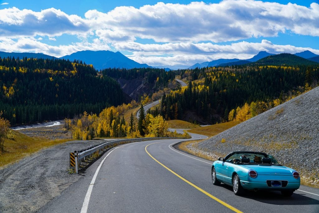 We designed the Sheep River Kananaskis tour to be one of the best Alberta road trips.
