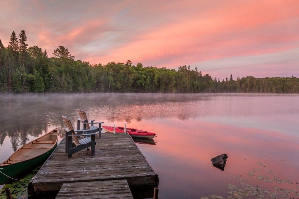 Cabin Rentals Ontario 1024x683