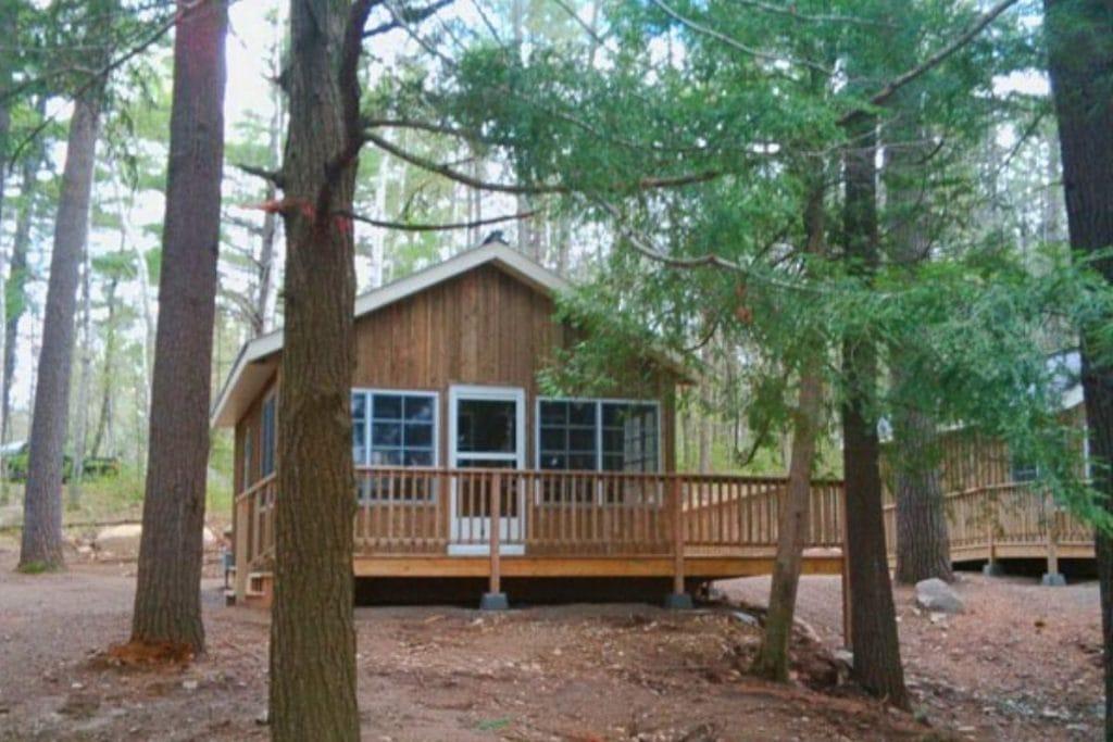 Rustic Cottage Rentals in Ontario.