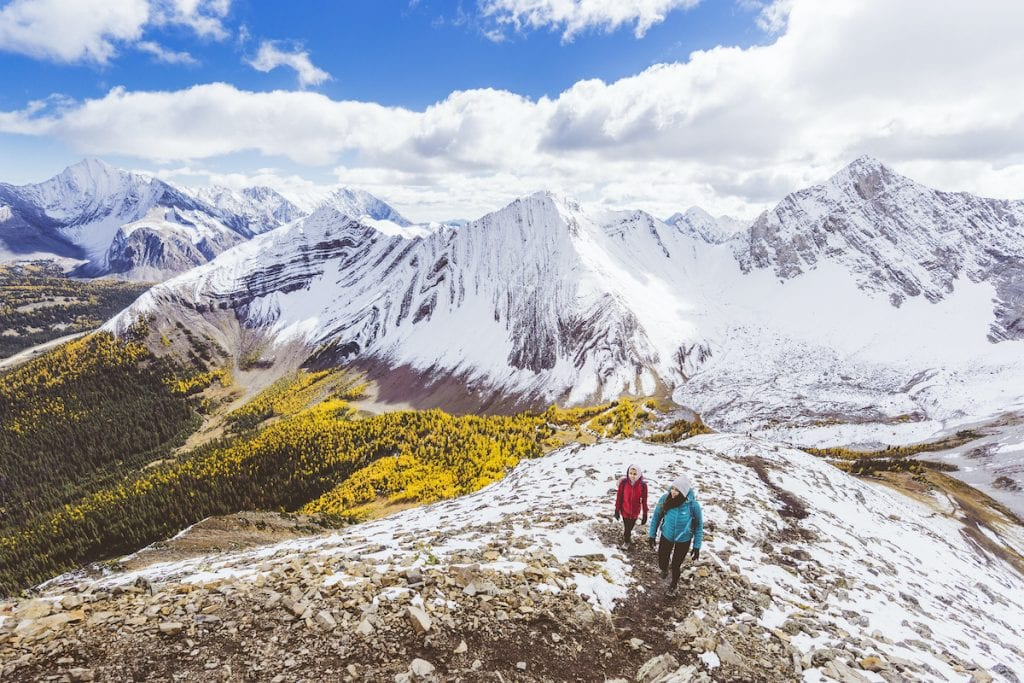 Best Kananaskis Hikes: Pocaterra Ridge