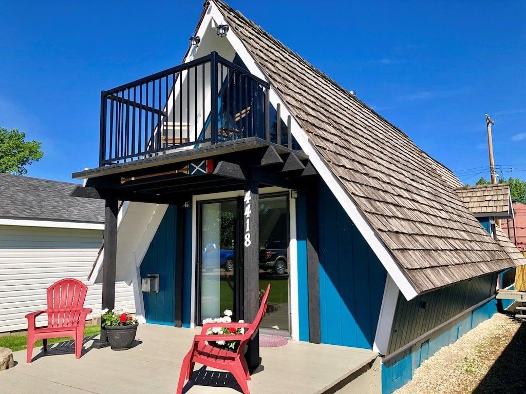 Sylvan Lake Cabin Rentals in Alberta on VRBO