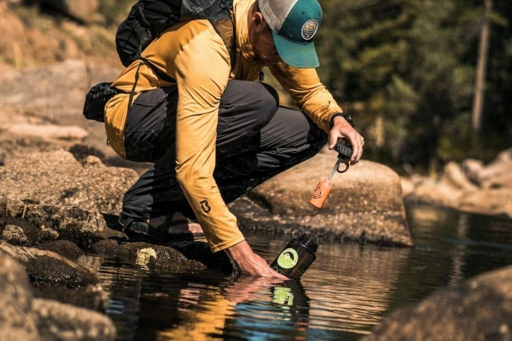 Awesome Camping Accessories - Epic Water Bottle Outdoor Filtration System