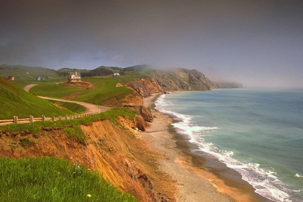 The Magdalen Islands are one of the most unique Quebec Road Trips