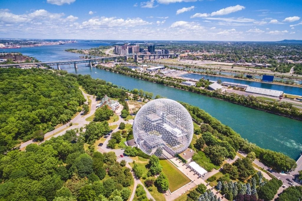 Quebec Road Trips for those who love the big cities.