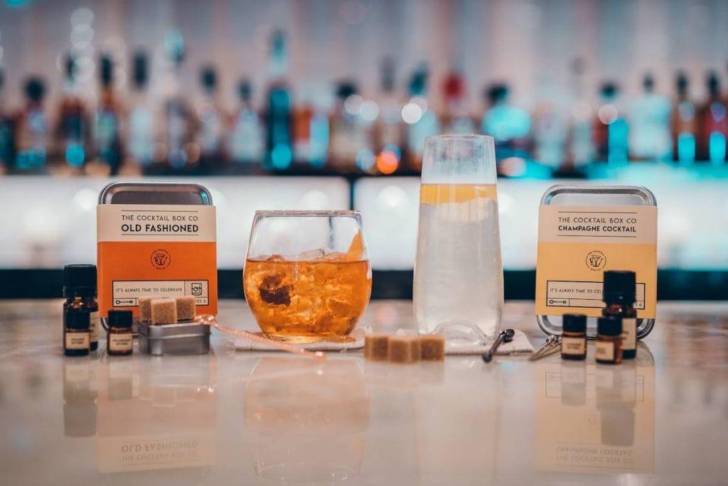 travel cocktails portable bartender