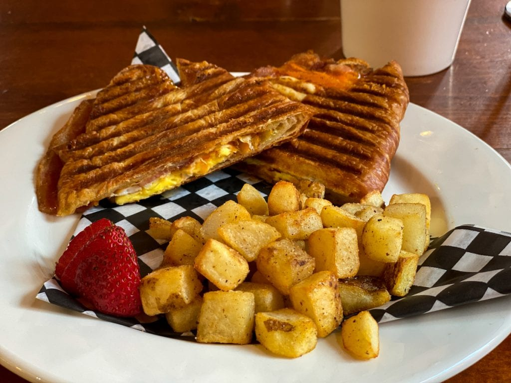 12-34 Cafe is the best place to go for food in Cypress Hills, Alberta.