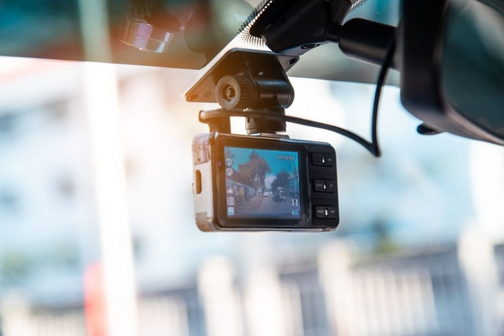 Dashcams can be road trip essentials for those looking for added security or videos of their road trips.