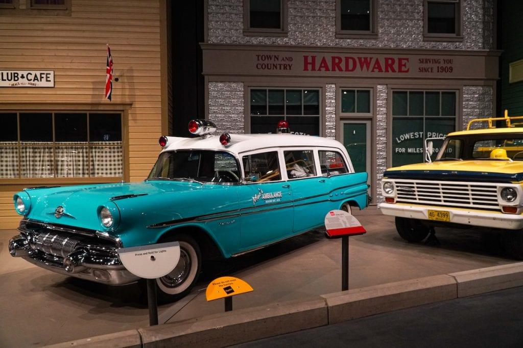 Reynolds-Alberta Museum, Wetaskiwin, Alberta.