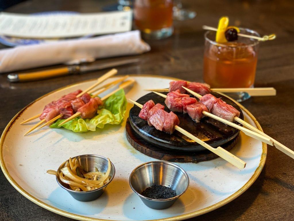 DOSC is one of the best restaurants in Edmonton.