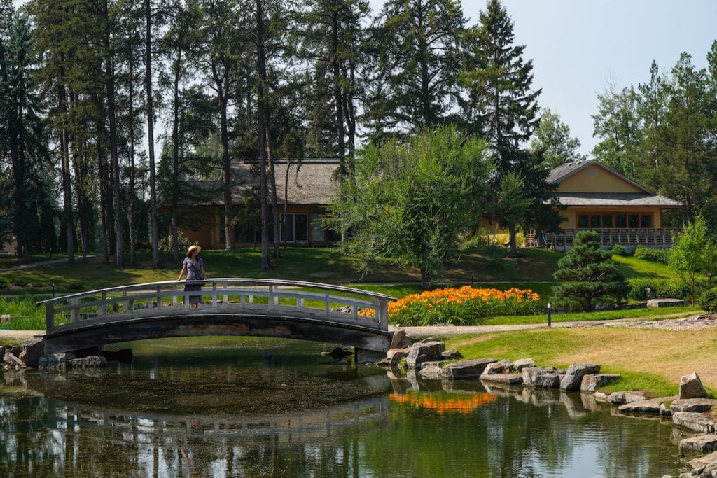 Edmonton museums that are focused on botanics.