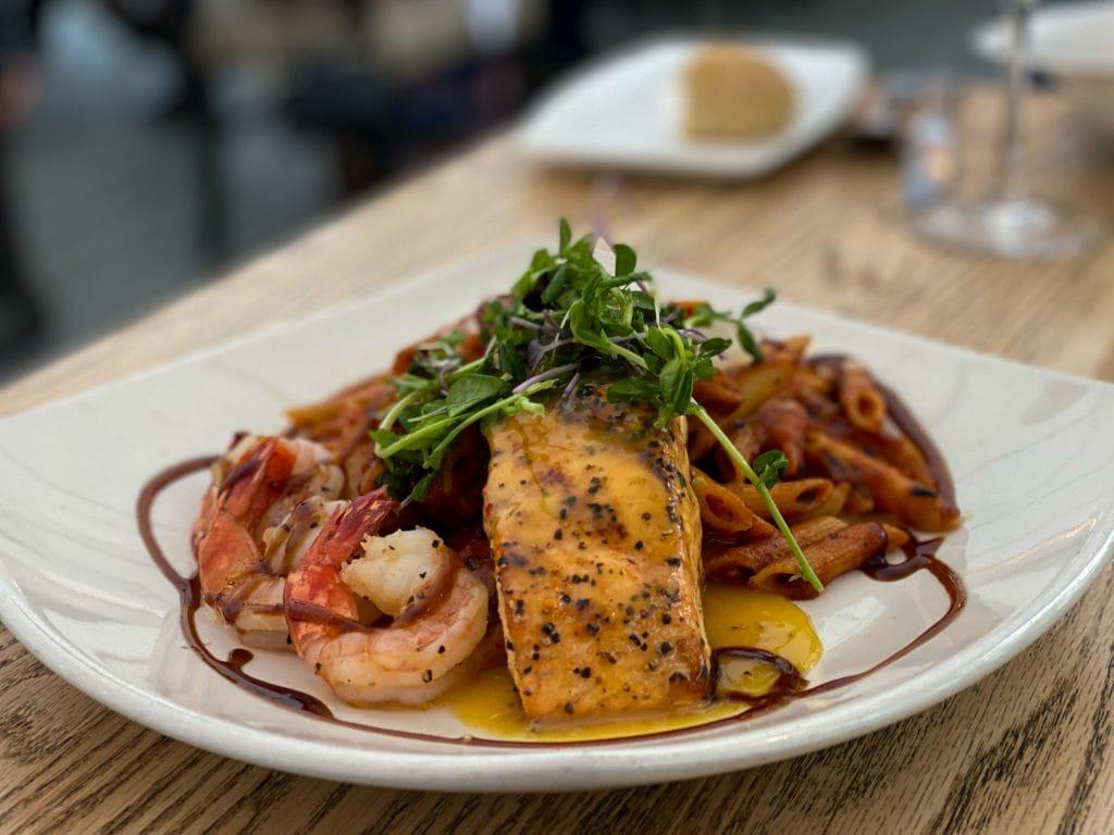 Sorrentino's is one of the best restaurants in Edmonton for Italian food.