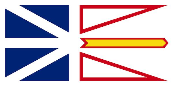 Newfoundland Flag: Provincial Flags of Canada