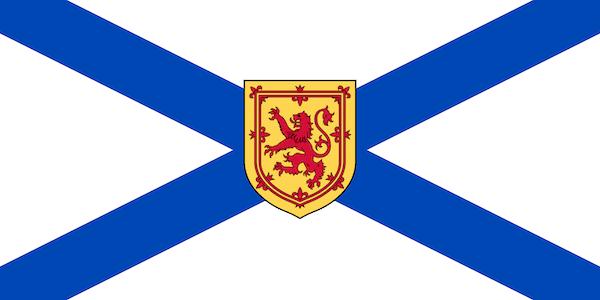 Nova Scotia: Provincial Canada Flags