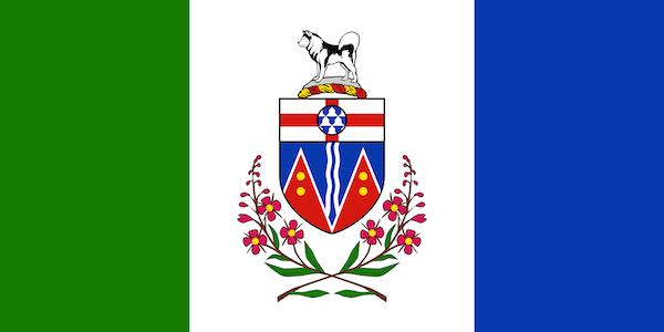 yukon provincial flags of canada