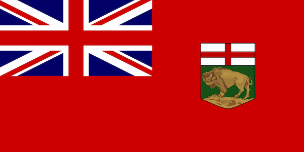 Manitoba: Provincial Flags of Canada