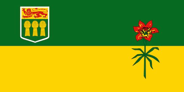 Saskatchewan: Provincial Flags of Canada